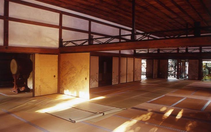 Ryoan-ji, Grosse Dharma Halle